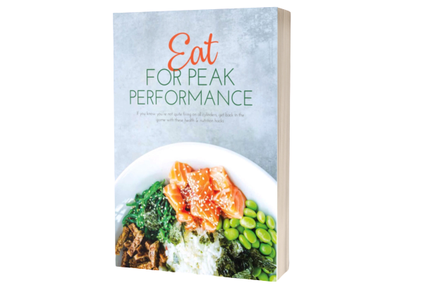 Eat for peak performance ebook